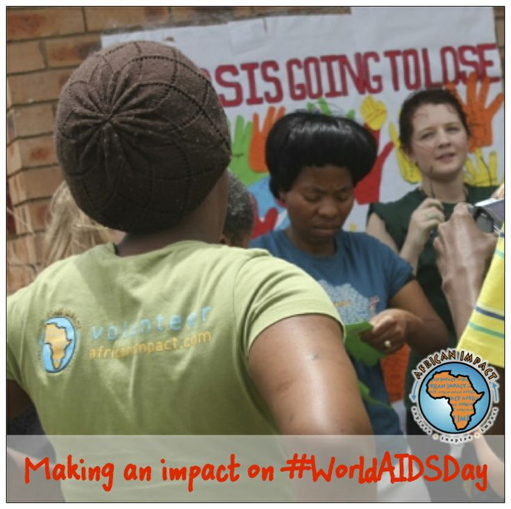 Our projects in South Africa celebrating in the lead up to #WoldAIDSDay! #WAD2013