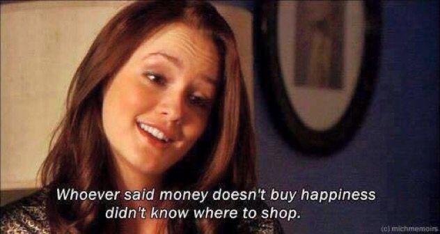 Amen B #GossipGirl #BlairWaldorf #queenB