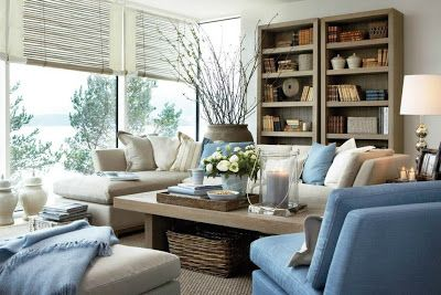 Living room furniture and colors