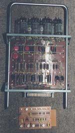 picture of vacuum tube circuit