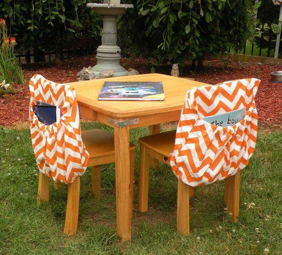 PREMIUM Teacher Classroom Chair Pockets by CoffeeKidsNDolls