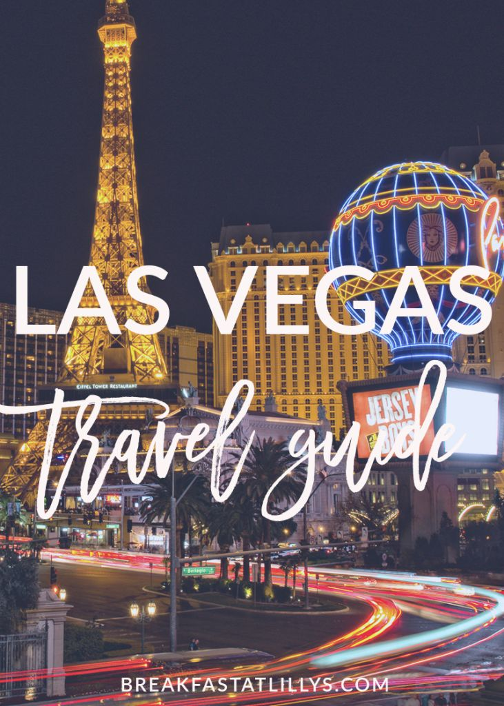 Venturing to Las Vegas soon? You're going to want to read this Las Vegas travel guide if so!