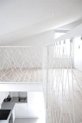 signed by tina: Simple & Fab.... - modern railing