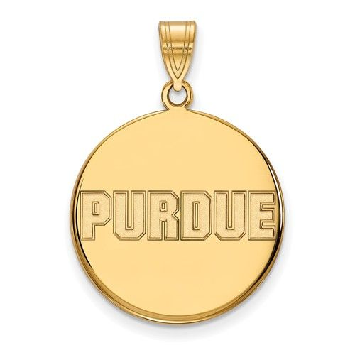 162 best college ncaa images on pinterest college pendants and 10kyellowgoldpurduelargediscpendant1y076pu mozeypictures Image collections