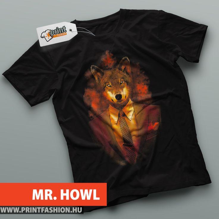 🐺 MR. HOWL 🐺 Egyedi mintás pólók, atléták, pulcsik, táskák, párnahuzatok! WEBSHOP: 🛒https://printfashion.hu/mintak/reszletek/mr-howl/ferfi-polo/  További ÁLLAT mintás termékeink: 👉https://printfashion.hu/kereses/?kulcsszo=állat