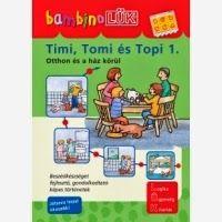 Marci fejlesztő és kreatív oldala: Bambino Lük-Timi, Tomi és Topi 1