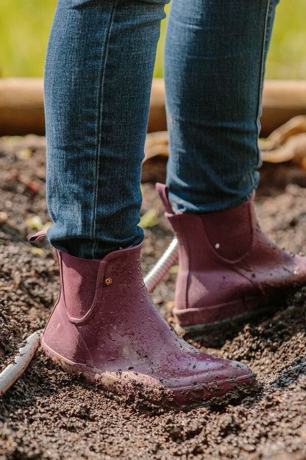 Image result for dirty gardening shoes