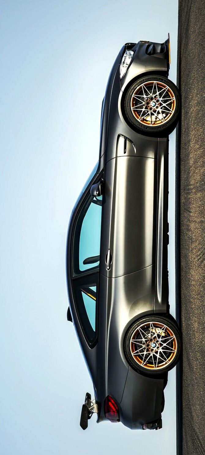 (°!°) 2016 BMW M4 GTS #VonMonski