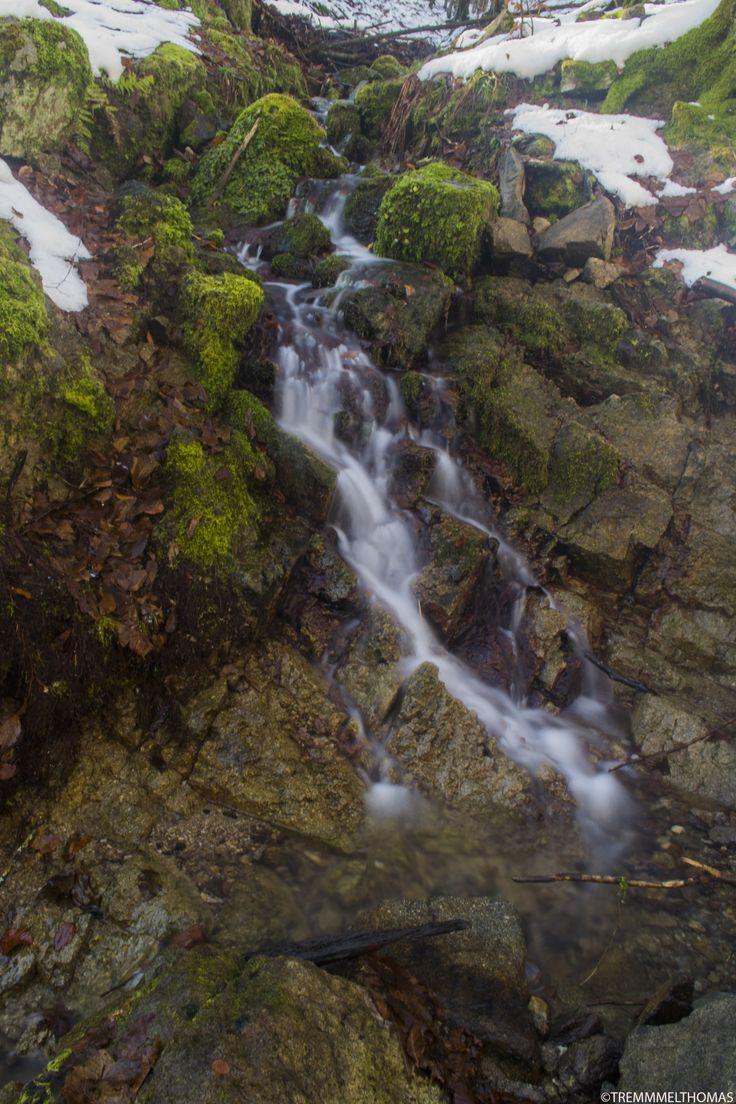 waterfalls winter by tremmel thomas on 500px