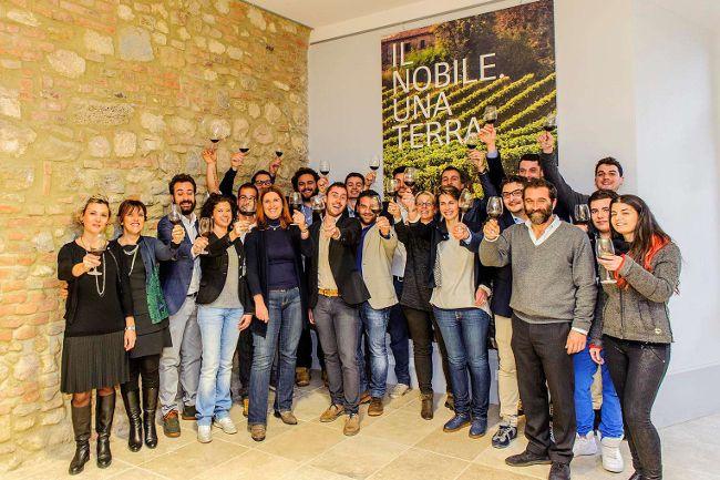 Vino Nobile di Montepulciano: in vigna (e in cantina) sempre più giovani