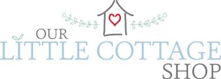 Our Little Cottage Shop - Vintage & Shabby Chic Inspired Homewares, Accessories & Gifts