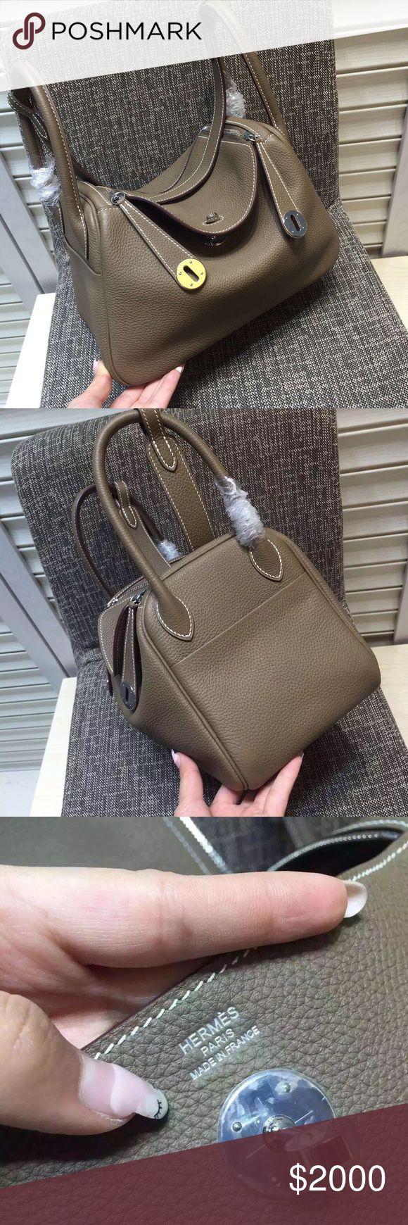 Hermes Lindy 26 Color: étoupe Bags Satchels