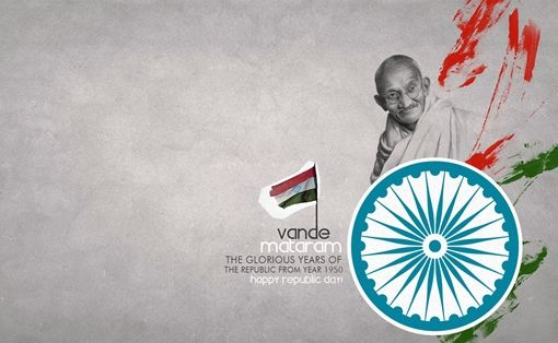 Gandhi Ji Vande Mataram Happy Republic Day HD Wallpapers, republic day wallpaper, republic day wallpaper india, republic day wallpaper for desktop, republic day wallpapers 2012, republic day wallpapers 2013, republic day wallpapers 2014, republic day wallpaper 2013, republic day 2011, republic day photo gallery, happy republic day pictures, republic day wallpaper download, republic day hd wallpaper