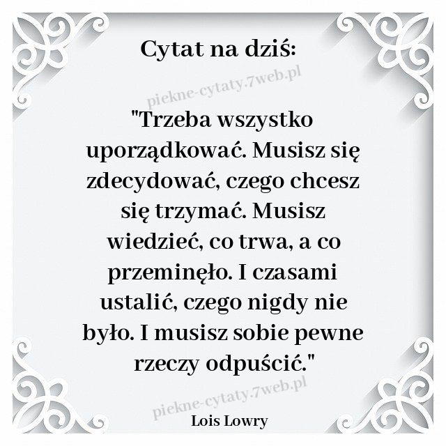 Cytat Na Dzis In 2020 Daily Quotes Life Quotes Quotes
