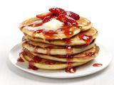 Almost Famous Cheesecake Pancakes.....: Food Network, Pancakes Recipe, Copy Cats, Cheesecake Pancakes, Almost Fam Cheesecake, Ihop Cheesecake, Almost Famous, Breakfast Brunch, Copycat Recipe