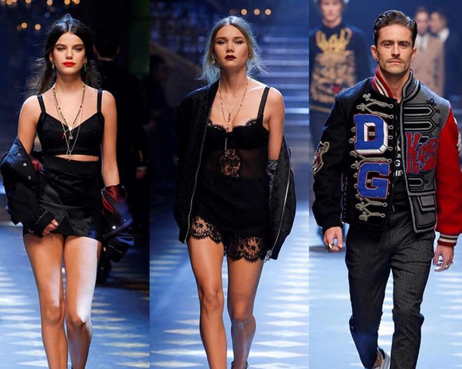 Dolce & Gabbana cambia a los modelos por 'millennials' como Pelayo Díaz | Moda | EL MUNDO