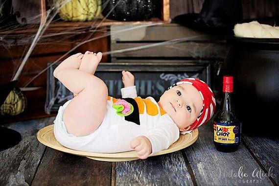 Sushi del bambino Costume Costume di Halloween di mylittlemookie
