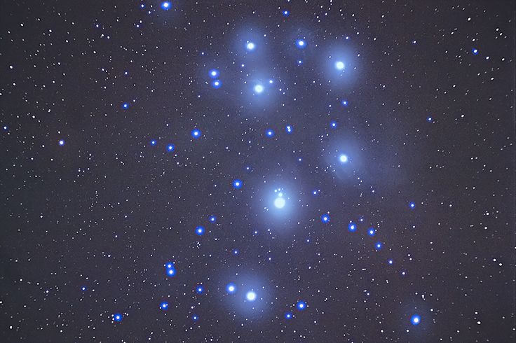 M45 플레아데스