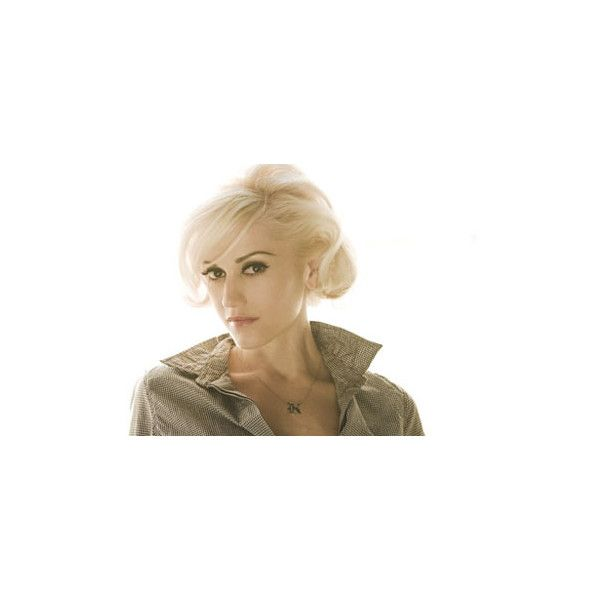 Gwen Stefani ❤ liked on Polyvore featuring gwen stefani, people and pictures