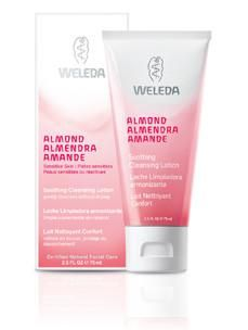 Almond Soothing Cleansing Lotion 2.5 oz by Weleda Body Care