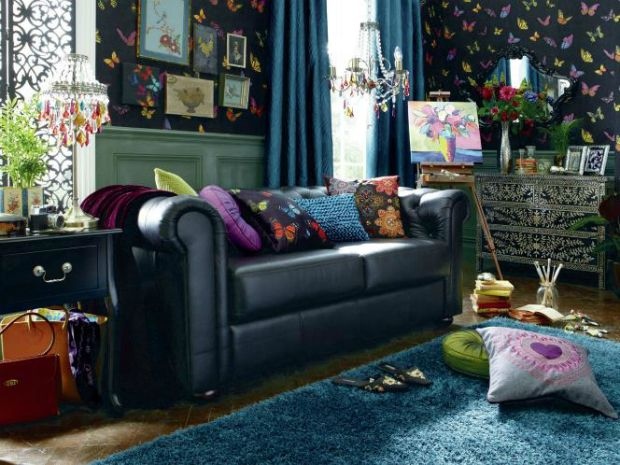 Rediscover the Beauty of Butterfly Interiors