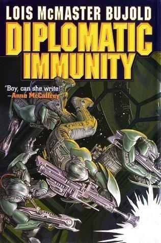 Diplomatic Immunity (Vorkosigan Saga, #13)