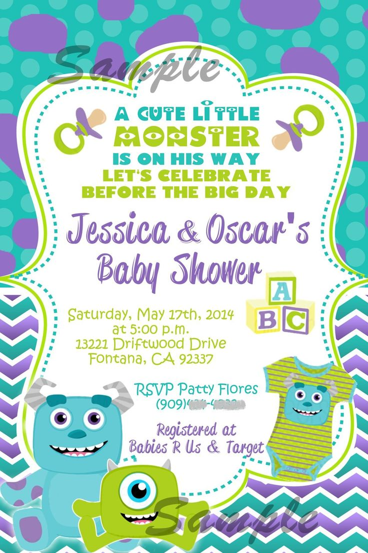 26 best Baby Shower images on Pinterest | Baby shower invitations ...