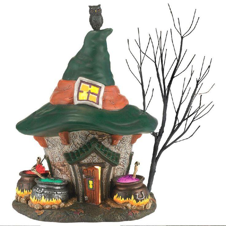 Three Witches Cauldron Haunt