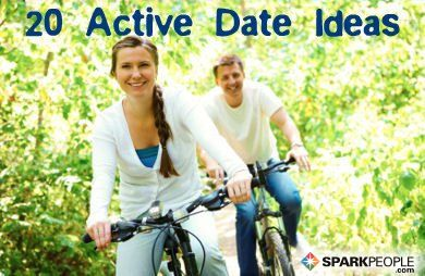 "Getting tired of the ""dinner and a movie"" habit? These 20 Active Date Ideas will perk up your love life! 