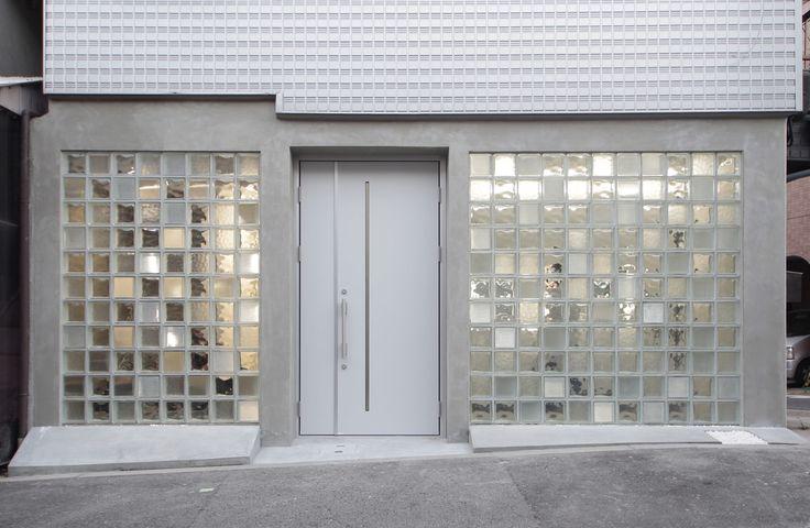 simplicity love: Diamant, Glass Art Gallery & Residence, Japan | Jun Murata