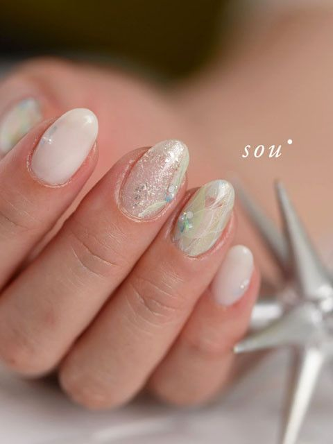 人魚の森 の画像 nail salon sou-sou