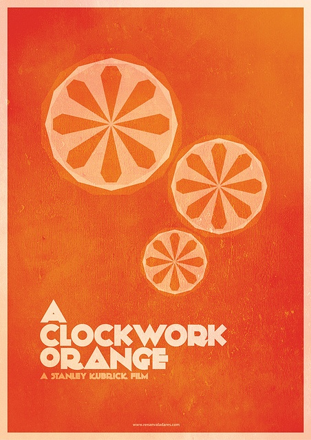 a clockwork orange good riddance to The phrase as queer as a clockwork orange is good old east london slang and it didn't seem necessary to explain it now, obviously, i have to give it an extra meaning i've implied an extra dimension.