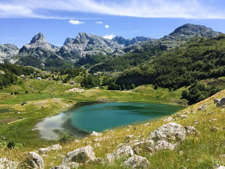 Bukumirsko lake | Bukumirské jezero