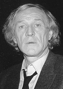 Richard St.John Harris....... ..... (1982 Photo)(1930-2002)......... Actor, Writer, Director, Producer, Songwriter, Singer