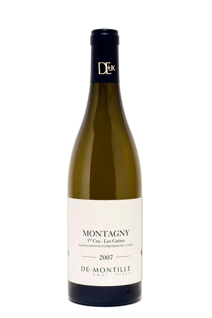12 Bottles of 2007 Montagny 1er Cru Les Coères, Maison Deux Montille, £239.40