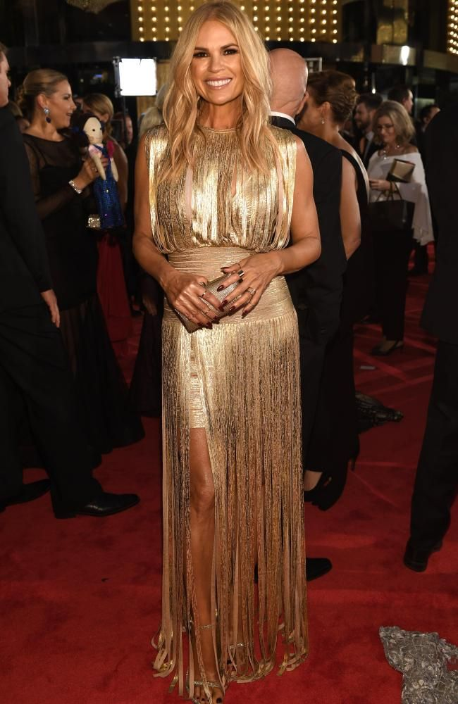 Sonia Kruger attending 2016 Logie Awards | Melbourne Aust | requested H&MUP - Mia Hawkswell | P: Jason Edwards