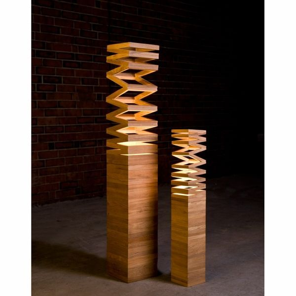 floor lamp Great wrok fro more wood jewelry please vist my shop http://ezekielhandmade.etsy.com