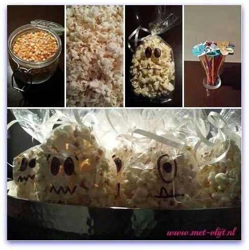 Popcorn figuren