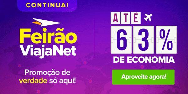 Feirão ViajaNet, tudo em promo Latam, Gol , Tap ... :: Jacytan Melo Passagens