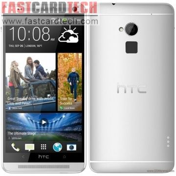 HTC One Max 32G 4G- Snapdragon APQ8064T Quad Core 5.9inch FHD Screen NFC I.R Control Fingerprint Android 4.3 OS