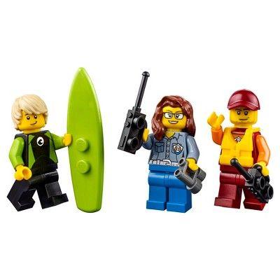 Lego City Coast Guard Coast Guard Starter Set 60163