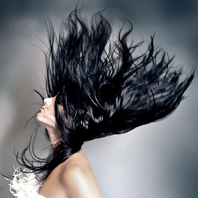 kaleidohairsalon's photo on Instagram the photographer is Grant Foto #Grantfoto #Hair #LizHaven #KaleidoHairSalon