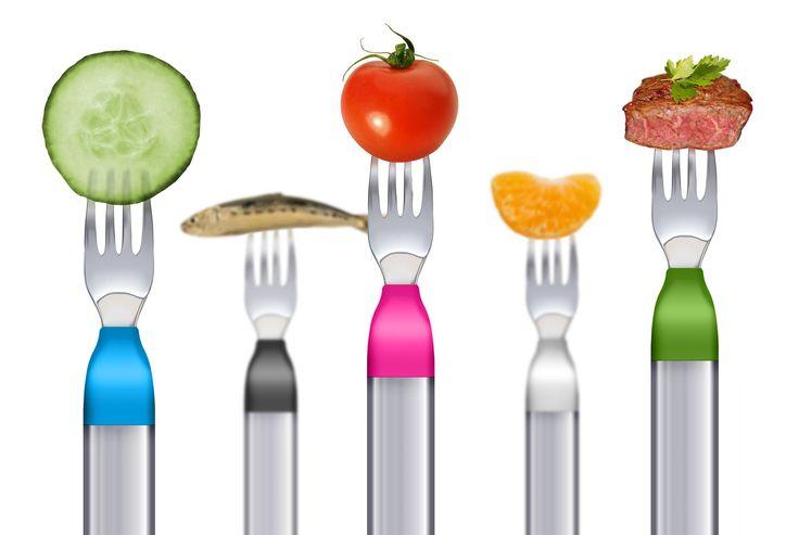 Afin de nous aider à mieux manger, de plus en plus de starts-up investissent le domaine du food pour lancer de nouveaux objets connectés. Zoom sur HAPIfork, la première fourchette connectée !