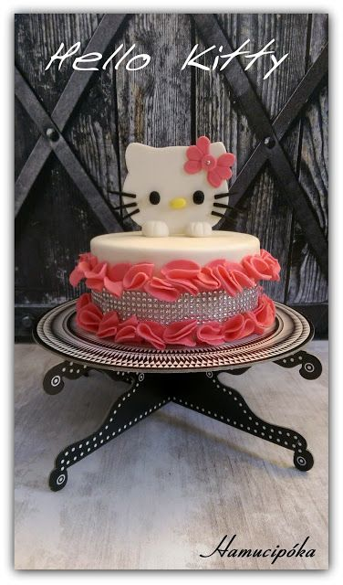 Hamucipóka: Hello Kitty csajosan
