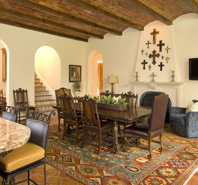 spanish mediterranean astleford interiors