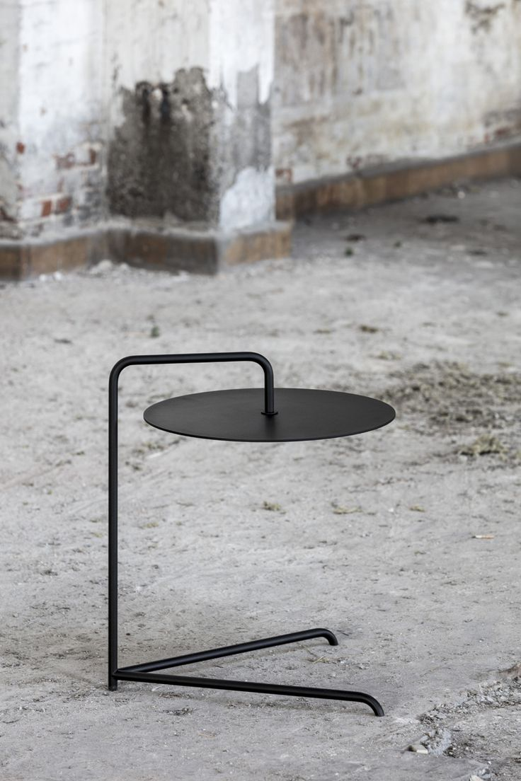 Cymbal sidetable by Bent Hansen #table #sidetable #sofabord #sidebord #sidetable #nordichome