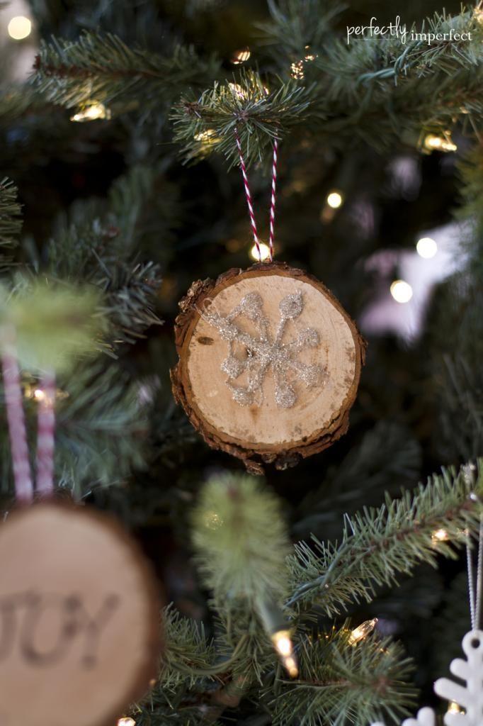 How To Make Wood Slice Ornaments 31