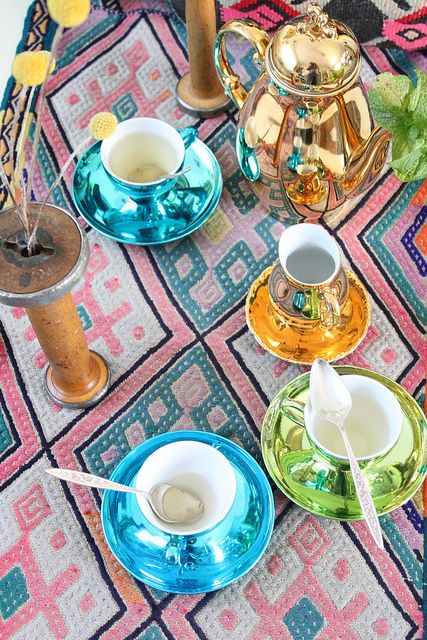 Compai Style: Tea time | Flickr - Photo Sharing!