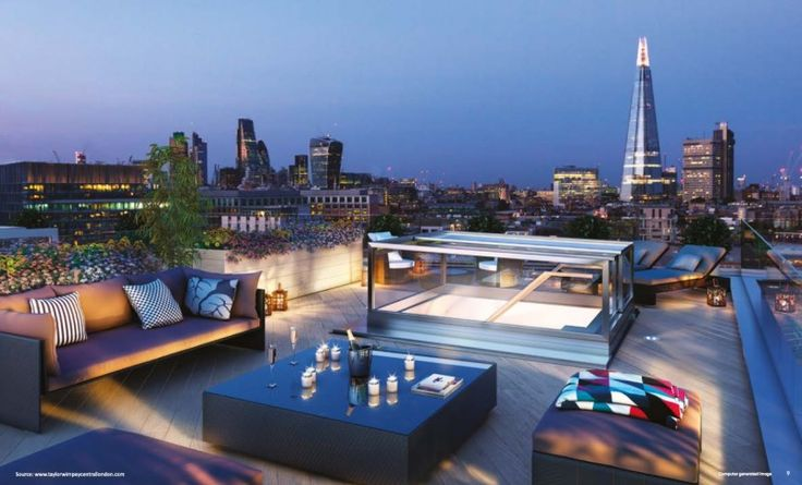 GV Freestanding boxes unlock roof space at the Music Box development