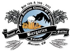 Biergarten Festival, an authentic #Colorado fest in a beautiful setting. June 13-14, 2012. #German #GermanyJune 1314